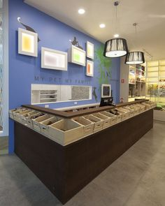 Australian owned and operated since Pampered Petz is a luxury pet store located in Hornsby, New South Wales. Pet Food Store, Pet Store, Shop Counter, Pet Boarding, Pets, Luxury, Architects, Kitchen, Stitch