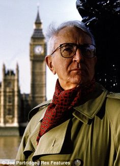 LEN DEIGHTON: The lost cathedrals of the sky - A heartfelt lament | Daily Mail Online