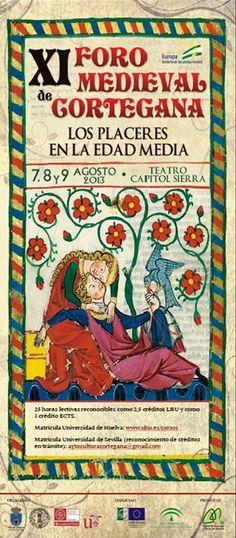 XVIII Jornadas Medievales de Cortegana, 2013.