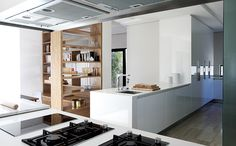 HOUSE HG | ANATOMY DESIGN | Kitchen