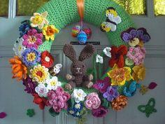 Ravelry: swamiamara's Springtime Eastern Wreath
