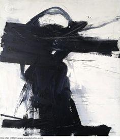 Franz Kline - Crow Dancer