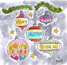 Kerstmis Blond Amsterdam