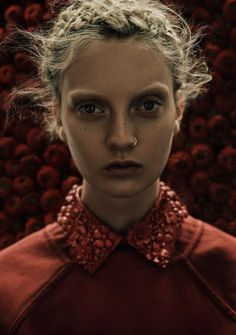 visual optimism; fashion editorials, shows, campaigns & more!: codie young by rory payne for twin autumn / winter 2014