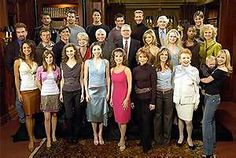 another cast picture of the best soap around to bad its gone. Miss these guys