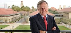 Stanford Engineering's Jim Plummer To Be Awarded IEEE Founders Medal