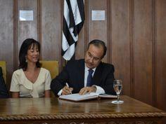 Fernando Grella assume Secretaria da Segurança Pública