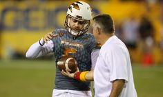 Arizona State's Zane Gonzalez sets new NCAA field goal record = Arizona State Sun Devils kicker Zane Gonzalez broke the FBS record for field goals made in a career on Saturday night against the UCLA Bruins. With a 46-yard field goal early in the fourth quarter that put ASU ahead 23-13, Gonzalez drilled.....