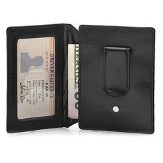 e7fc3a385768 This leather credit card holder is an Executive Gift Shoppe original and it  combines the ability