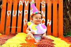 Barlow Girls Photography~ #photos #photographer #photography #Clarksville #Tennessee #fortcampbell #cutie #babysfirstbirthday #baby #pumpkinpatch #pumpkintheme #birthday #party #happy