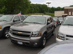 Crutchfield's profile of the 2007 Chevy Avalanche. Know what fits your car. #Chevy #CarAudio #CarReceiver