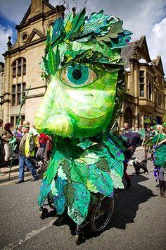 Hebden Bridge Handmade Parade - in pictures c98d555c7