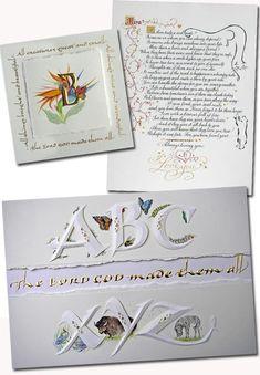 Jan Pickett Calligraphy & Illustration