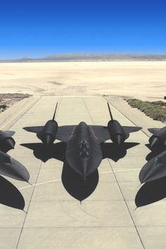 SR-71's