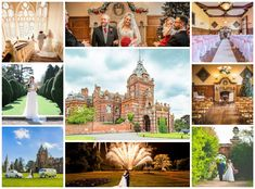 The Elvetham in Hampshire - Such a Unique & Stunning Wedding Venue - Girl Gets Wed Image Collage, Hampshire, Barcelona Cathedral, Acre, Wedding Venues, How To Memorize Things, Wedding Inspiration, Mansions, House Styles