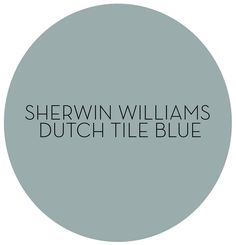Need help decorating with your new paint color? Let us be your decorator for the day and take a look at how we accent Sherwin Williams Dutch Tile Blue. Paint Color Schemes, Exterior Paint Colors, Exterior House Colors, Paint Colors For Home, Paint Colours, Furniture Paint Colors, Paint Color Palettes, Painted Furniture, Room Colors