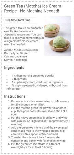Green tea macha ice cream!!!!