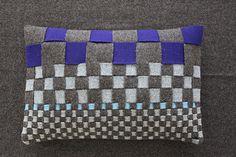 damas (almofadas de burel) - Design by AS ANDORINHAS (ca)
