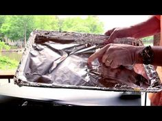 Masterbuilt Electric Smokehouse: Cleaning and Storage - YouTube