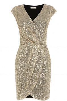 Sequin Wrap Dress https://www.vip-eroticstore.com/