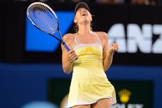 Maria Sharapova  Australian Open 2013  Dress like the stars of the court @ www.thetennisshop.com.au