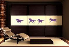 Horse Set Wall sticker - wall-art.com