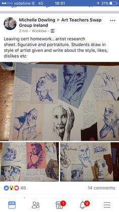Student Drawing, Homework, School Ideas, Artist, Artists