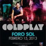 Coldplay en el Foro Sol