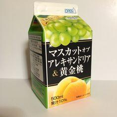 500ml紙パック飲料記録帳