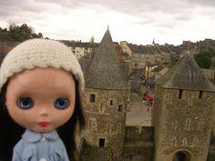 Fougères castle - March 2008