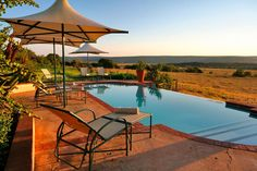 Indeed, the 49,000-acre Shamwari Game Reserve makes an excellent side trip from Jeffreys Bay, only two hours away by car. The property has a series of elegant Old World lodges, runs a successful conservation program and is home to all of the Big Five as well as the elusive cheetah.  A bucket list dream I'm working on!!