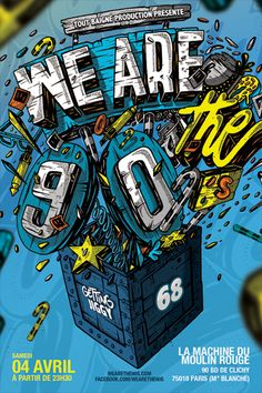We Are The 90′s #68