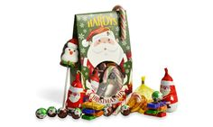 Hardys Chocolate Santa Box Mix  Photography – David Comiskey Copyright © 2015 Hardys Trading Ltd, All Rights Reserved.
