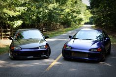 Honda Civic EG Hatches  #Honda #HondaCivic #HondaCars
