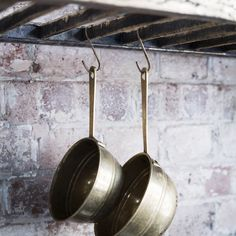Mark Lewis Interior Design. S Hooks, Cast Bronze. Available to buy from our online shop. http://www.marklewisinteriordesign.com/shop/