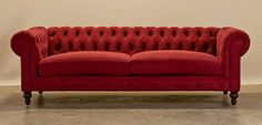 Chesterfield Sofa - modern - sofas - CoCoCo