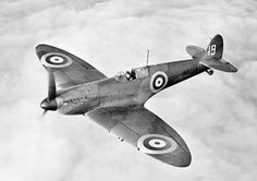 Brytyjski Supermarine Spitfire