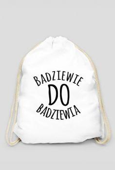 Badziewie do badziewia - plecak