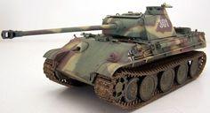 Model Tanks, Ww2 Tanks, Weapons Guns, World War Ii, Military Vehicles, Panther, Warhammer 40k, Diorama, Warhammer 40000