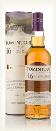 Tomintoul 16 Year Old Whisky - Master of Malt
