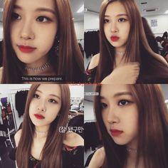 minha utt é linda demais aff Chaeyoung ❤️❤️❤️