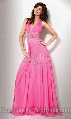 Pink ,fashion,dress, Formal Dress
