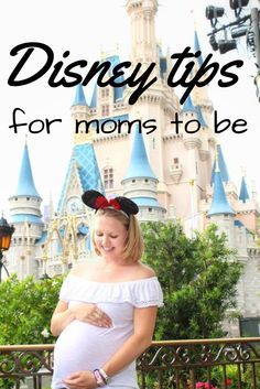 Visiting Disneyland while pregnant was a whole new world for me. There are ride restrictions and ride passes just for the mum-to-be.