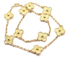 Now available at Fortrove.com: Authentic! Van Cl... Freshly added just for you! http://fortrove.com/products/authentic-van-cleef-arpels-vintage-alhambra-18k-yellow-gold-10-motif-necklace?utm_campaign=social_autopilot&utm_source=pin&utm_medium=pin #MakeAnOffer