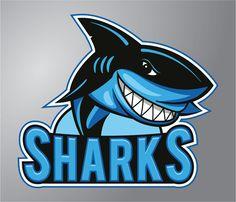 funny sharks logo Dolphin Clipart, Hai Tattoos, Shark Logo, Paul Shark, Great White Shark, Fish Art, Photography Website, Logos, Vector Free
