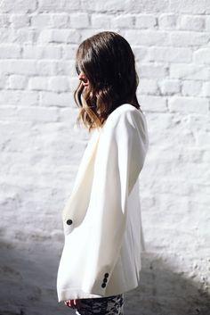 casual bright white
