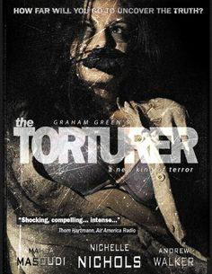 The Torturer 2008 Air America, Will You Go, Top Movies, Horror Films, Thriller, Movie Posters, Tv, Horror Movies, Television Set