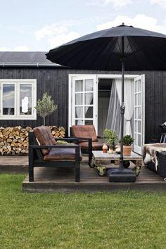 Espacios naturales. Mezcla maderas en tu decoracion | Decorar tu casa es facilisimo.com