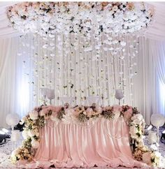 Floating Chiffon Table Skirt with extra length, Long Chiffon Table Skirt, Floating Chiffon Tablecloth, Table Skirt Quince Decorations, Quinceanera Decorations, Party Table Decorations, Wedding Decorations, Quinceanera Ideas, Wedding Themes, Indoor Wedding Ceremonies, Wedding Ceremony, Our Wedding