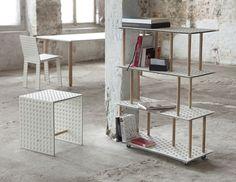 3+ collection by Oskar Zieta